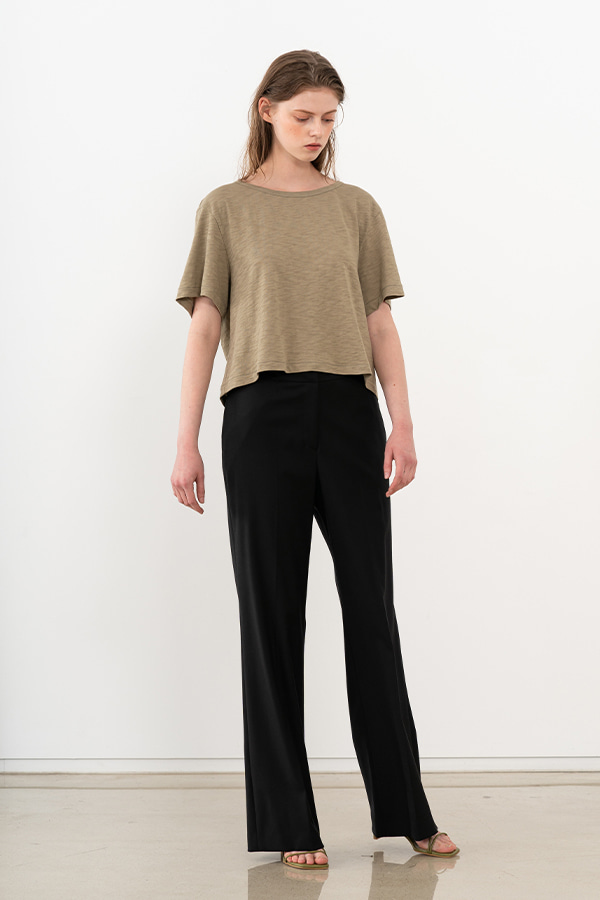 [20SS] BASIC CROPPED T-SHIRT (JTST115)