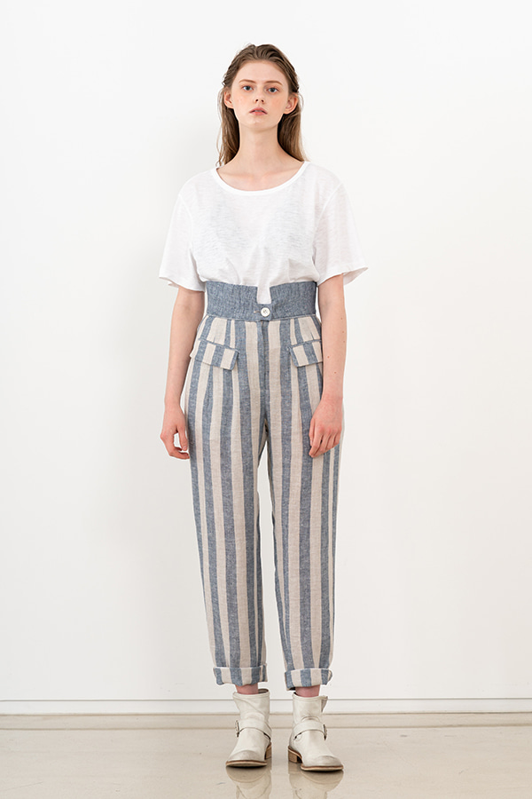 [20SS] HIGH WAIST POINT PANTS (JTSS111)